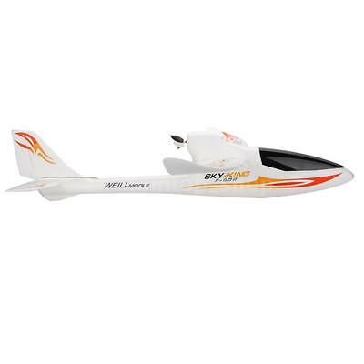 Best TOYS WLTOYS F959 SKY-KING 2.4G 3CH RC AIRPLANE AIRCRAFT RTF RED US STOCK