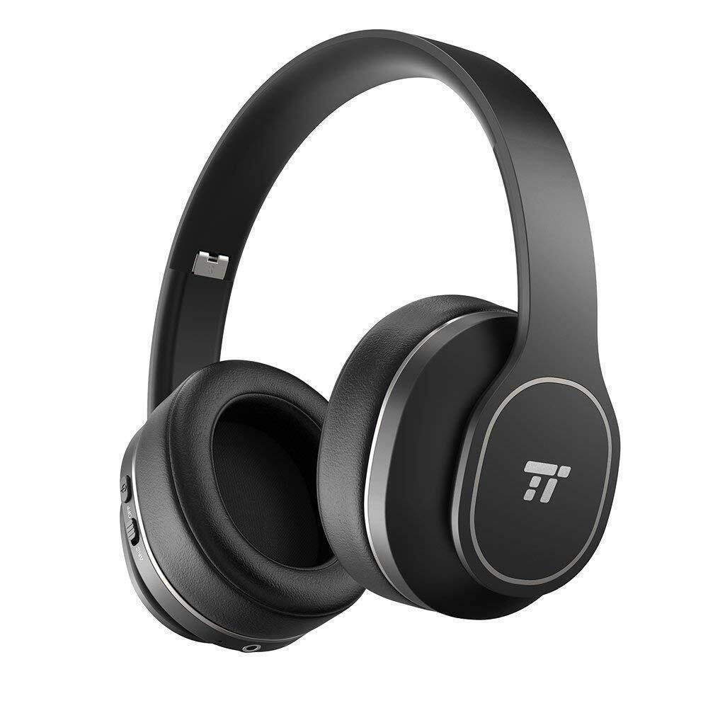 active noise cancelling bluetooth headphones tt bh047