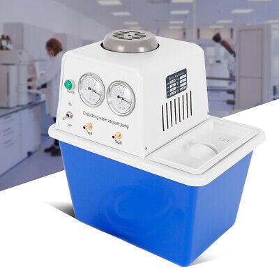 180w Circulating Water Vacuum Pump Air 60lmin Stainless Lab Chemistry Equipment