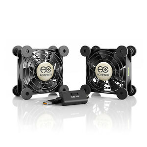 MULTIFAN-S5-Quiet-Dual-80mm-USB-Cooling-Fan-for-Receiver-DVR-Computer-Cabinets
