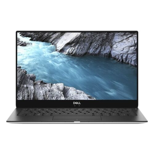 """Dell XPS 13.3"""" 4K Ultra HD Touch-Screen Laptop Intel Core i7 8GB Memory 256GB SSD Silver With Black Carbon Fiber Palm Rest BBY-FFY2YFX"""
