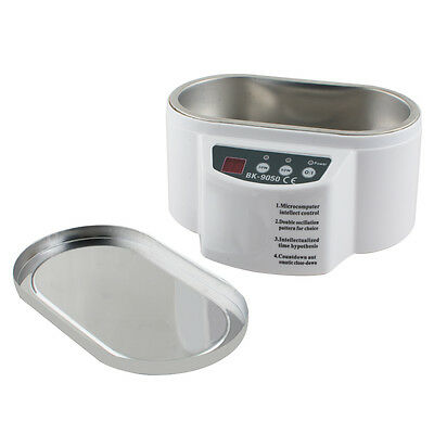 110v 600ml Ultrasonic Cleaner Jewelry Watch Glasses Cleaning Washing Machine