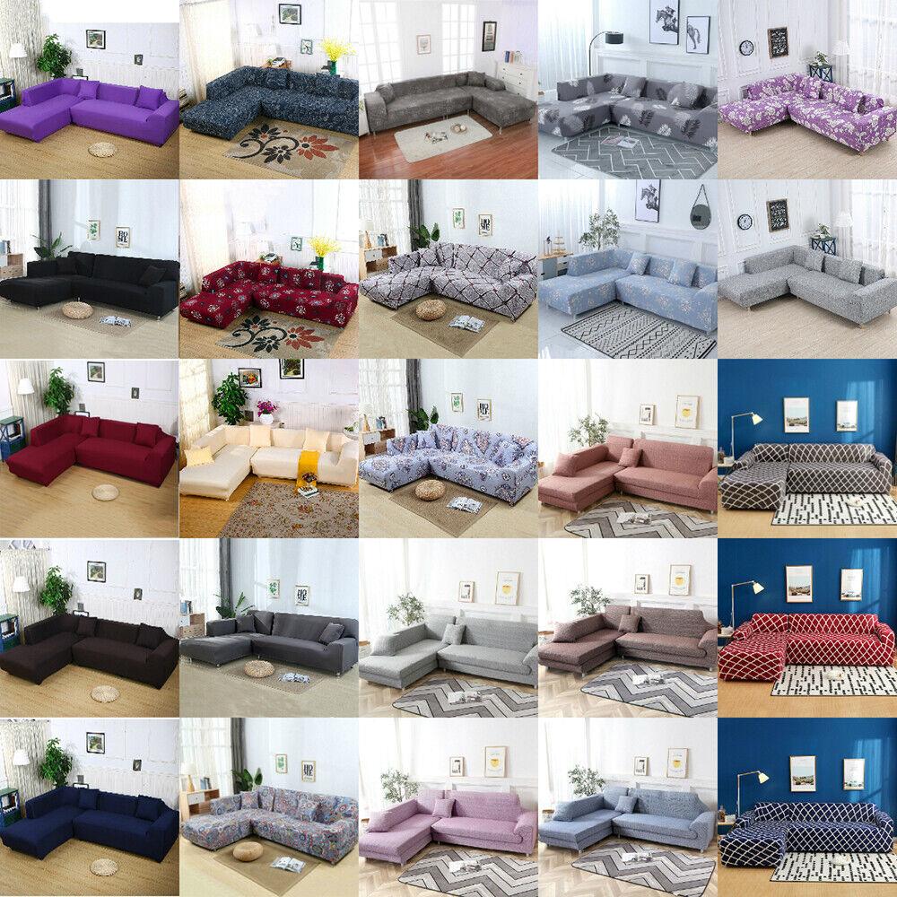 2pcs sofa covers 3 3 seater
