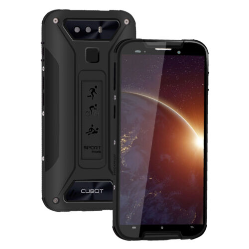 Cubot Quest Lite Android 9.0 4G Handy 3GB+32GB Dual SIM Smartphone IP68 MT6761