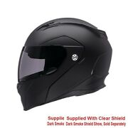 Bell Full Face Motorcycle Helmet