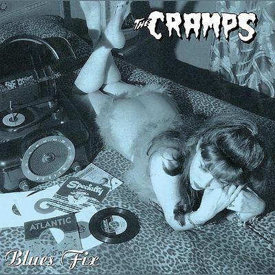 "THE CRAMPS Blues Fix vinyl 10"" NEW Beefheart Lightnin Slim Ry Cooder Nitzsche"