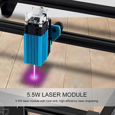 40w Blue Laser Head Engraving Module For Cnc Laser Cutting Engraver Printer S5x2