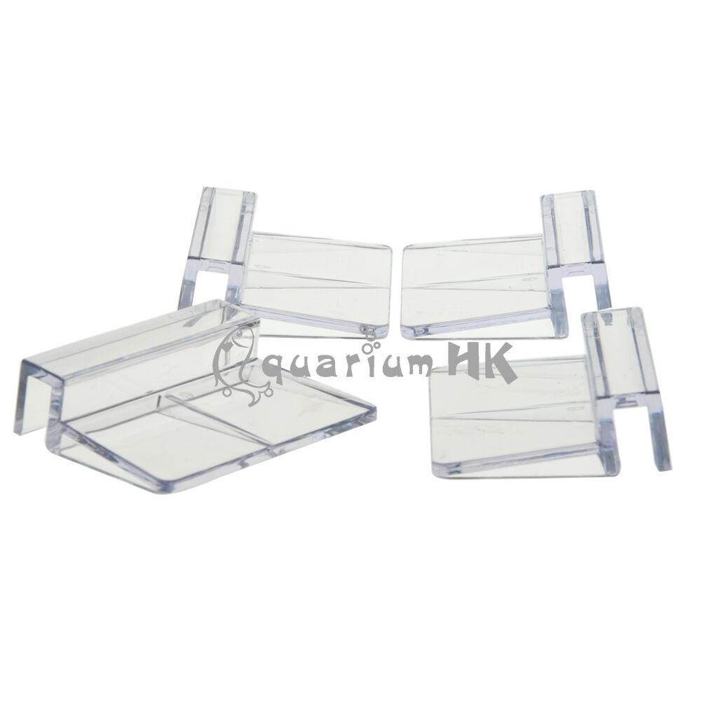 Aquarium fish tank plastic cover - Aquarium Cover Holders