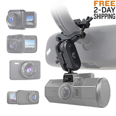 "360 Degree Rotation Design Dash Cam Mirror Mount For YI 2.7"" And YI Nightscape"