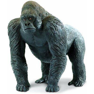 Safari Ltd Statues Wildlife Wonders Silverback Gorilla