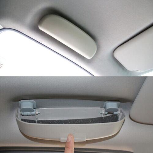 Autozubehör Sonnenbrillenhalter Brillenetui Käfig Aufbewahrungsbox neue~