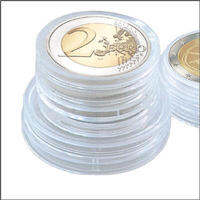 100 Münzkapseln 28,0 mm Neu & OVP 4 x Safe 6728XL