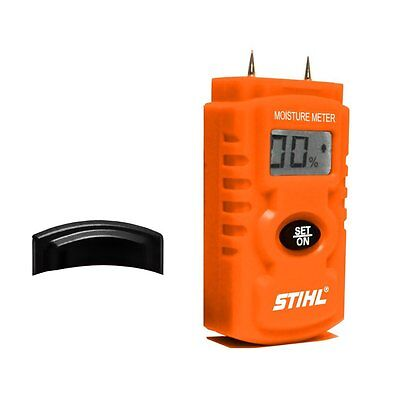 Stihl Wood Moisture Meter for Firewood Humidity Measuring Device * Brand New