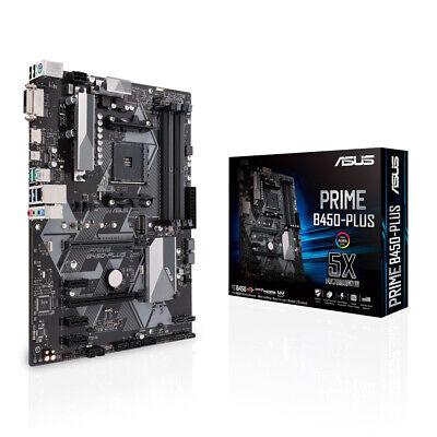 Placa madre de ASUS primer AMD B450 ATX DDR4 SDRAM