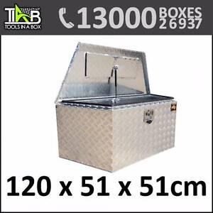 Aluminium Toolbox Draw Bar Tool Box Camper Caravan Ute Trailer Tr Sydney City Inner Sydney Preview