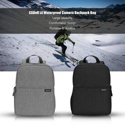 Caden l4 wasserdichte dslr kamera rucksack tasche für canon sony nikon slr R6V0 Sony Wasserdichte Kamera