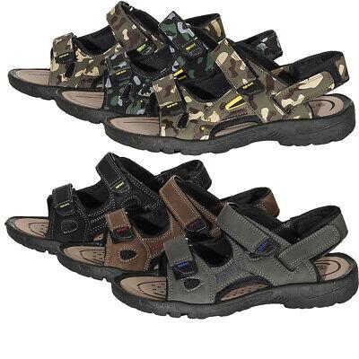 Herren Damen Sandalen Sommerschuhe Trekkingsandalen Freizeitschuhe Schuhe 33