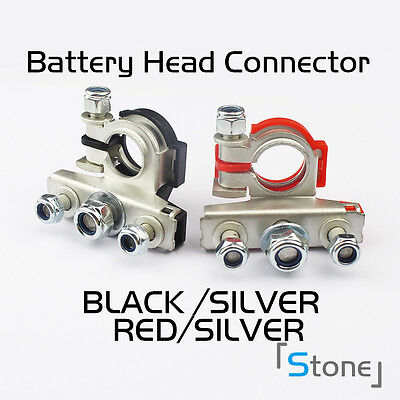 Toyota All Models Battery Terminal Connector PositiveNegative Steel Stainless