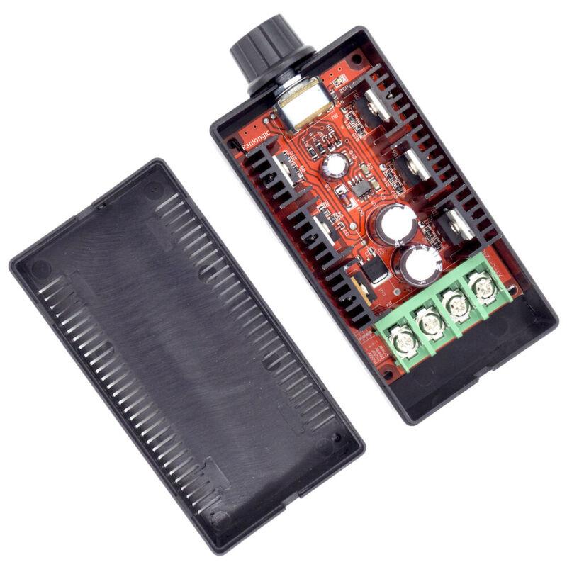 10-50V 40A DC Motor Governor PWM HHO RC Controller 12V 24V 48V 2000W