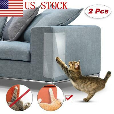 Cat Scratch proof stick Board Pad Corner Wall Board Sofa Furniture Protector GIF ()