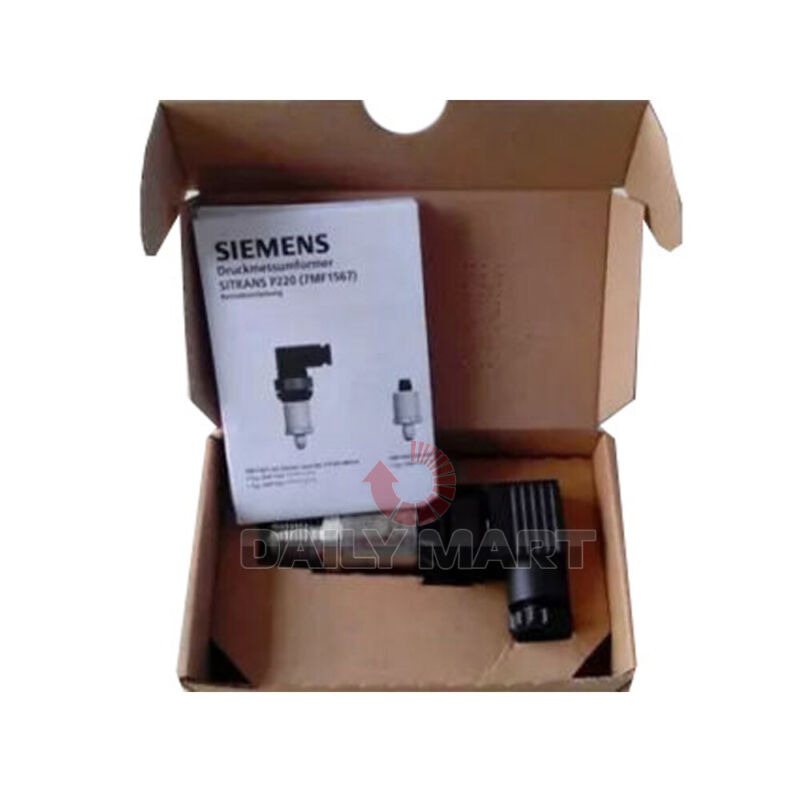 New In Box SIEMENS 7MF1566-3AG00-1AA1 7MF15663AG001AA1 Pressure Transmitter