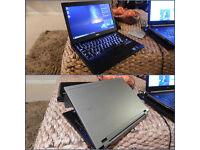 "Mega smart Dell Latitude 13.3"" i5 laptop with backlit keyboard. 320GB HDD. Webcam. Bluetooth."