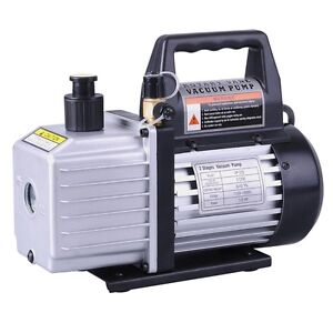 2-Stage-3CFM-1-3HP-Rotary-Vane-Deep-Vacuum-Pump-HVAC-Tool-For-AC-R410a-R134-etc