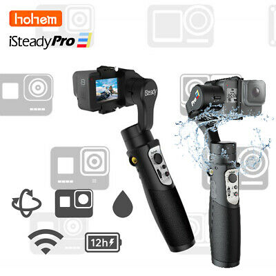 Hohem iSteady Pro 3 3-Axis Handheld Gimble Stabilizer for DJI Action Gopro Hero
