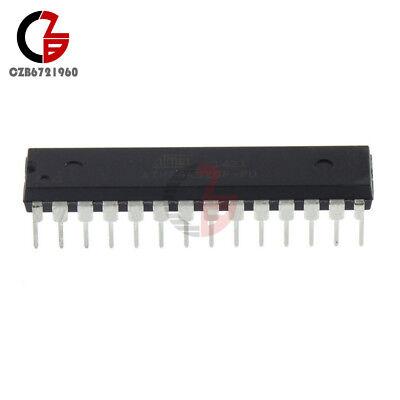 10 Pcs Atmega328p-pu Microcontroller With Arduino Uno R3 Bootloader