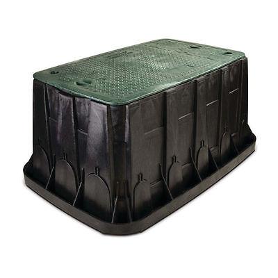 Rainbird VBMAXH Maxi Jumbo Valve Box & Green Lid