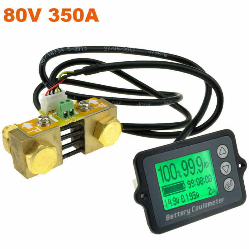 350A TK15 Professional Precision Battery Tester for LiFePO Coulomb Counter