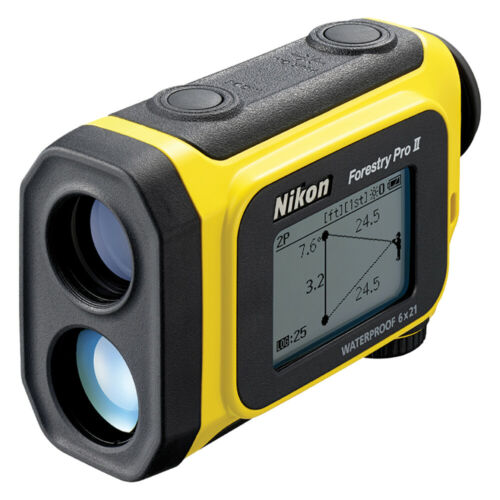 Nikon Forestry Pro II Laser Rangefinder Hypsometer - 16703