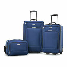 American Tourister Fieldbrook XLT 3 Piece Set - Navy - (92286-1596)