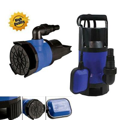 12hp 2000gph Submersible Dirty Clean Water Pump Swimming Pool Flood Flooding Us