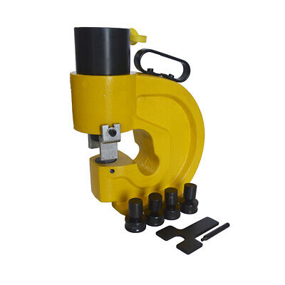 Hydraulic Hole Punching Tool 35t Hole Digger Force Puncher Tool