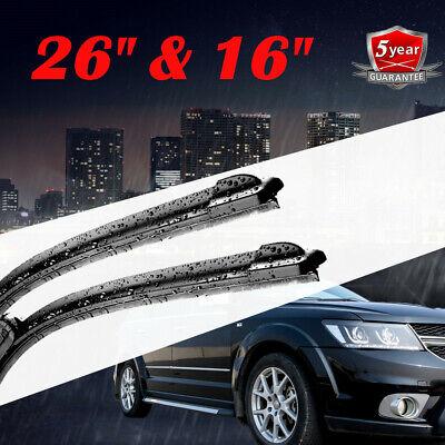 2616 Windshield Wiper Blades Premium Hybrid silicone J Hook OEM High Quality