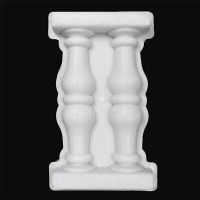 Roman Column Plastic Mold For Concrete Diy Craft Home Garden Ornament Decoration