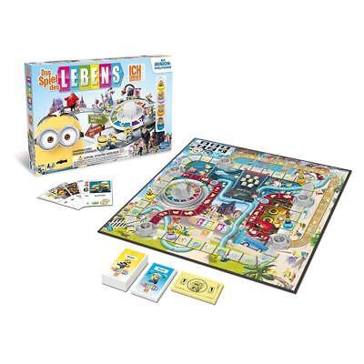 Hasbro Spiele A9016100 Das Spiel Des Lebens Ich Einfach Unverbesserlich Minions  (Minion Party-spiele)