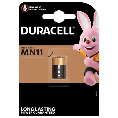 Duracell Batterie Alkaline Security MN11 MN 11 11A GP11A L1016 LR1016 im...