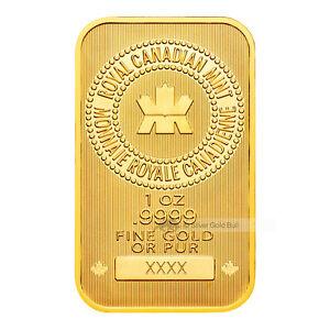 1-oz-Royal-Canadian-Mint-New-Style-Gold-Bar