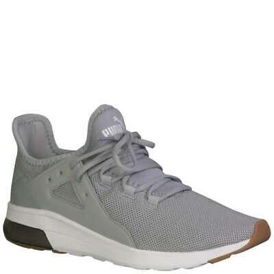 Street Fashion Shoes - Puma Electron Street Men's [ Grey ] Fashion Sneakers - M367309-05