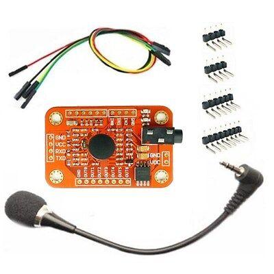 Voice Recognition Module Rev3 Kit -arduino Compatible