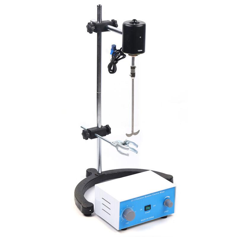 60W / 100W / 120W / 200W Electric Blender Drum Stirrer Mixer Lab Tool 3000 rpm