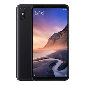 Xiaomi Mi Max 3 6.9 64Gb Dual SIM Black Black - Factory Unlocked - Brand New! Selad Box!