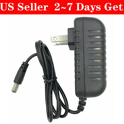 Barrel 9V AC//AC Adapter For Alesis Micron HR-16 SR-16 D4 DM4 DM5 Power Charger