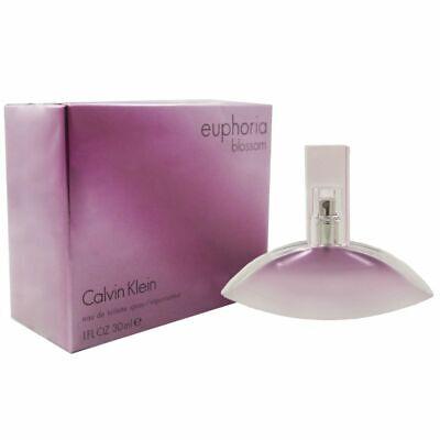 Calvin Klein Euphoria Blossom 30 ml Eau de Toilette EDT - Calvin Klein Euphoria Blossom