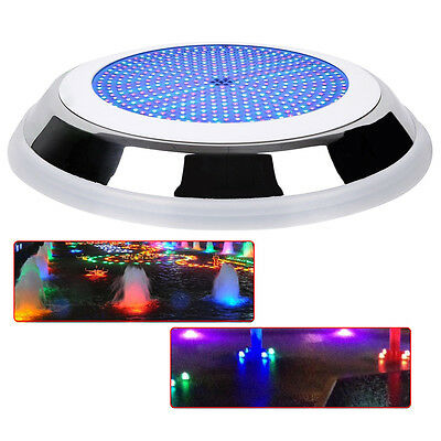 LED Swimming Pool Underwater Light Spa RGB 16 color 100% Resin ...