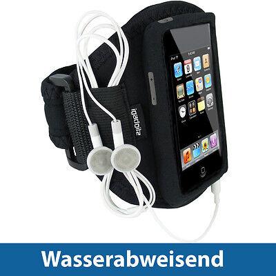 Schwarz Sport Armband für iPod Touch 2G 3G 4G 2/3/4te Gen Jogging Fitness Tasche Ipod 4g Armband