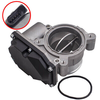 maXpeedingrods Throttle Body for A6 Allroad 4FH A8 Q7 Touareg 03-11 059145950A 2.7 TDI