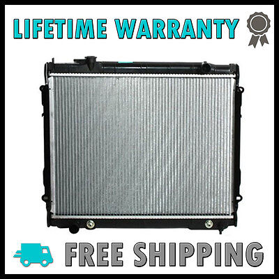 1778 New Radiator for Toyota Tacoma 95-04 2.7 L4 3.4 V6 Lifetime Warranty 18-5/8